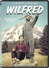 Wilfred ~ Complete 2nd Second Season 2 Two ~ BRAND NEW 2-DISC DVD SET