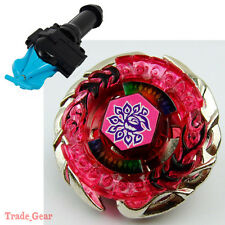 BB100 Killer Beafowl BEYBLADE Masters Fusion Metal Fight+GRIP+BLUE SPIN LAUNCHER