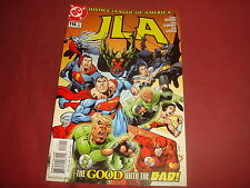 JLA #114  Justice League Of America Busiek DC Comics 2005  NM