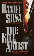 The Kill Artist Silva, Daniel Mass Market Paperback