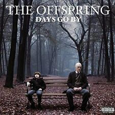 THE OFFSPRING - DAYS GO BY - NEW CD ALBUM - PRE-ORDER