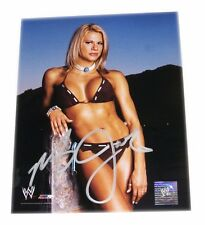 WWE MISS JACKIE HAND SIGNED AUTOGRAPHED 8X10 PHOTO FILE PHOTO WITH COA