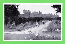 Vintage Postcard. Walmer Castle and Gardens, near Deal, Kent. Dated 1962