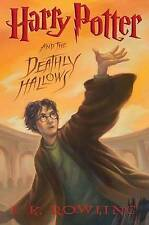 Harry Potter and the Deathly Hallows by J K Rowling (Hardback, 2007)
