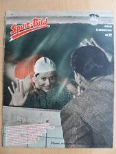 SPORT IM BILD 22 - 21.10. 1955 Leichtathletik Ringen Neptun-Schwimmhalle Rostock