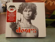 "THE DOORS "" THE VERY BEST OF "" 2CD - 40th ANNIVERSARY EDITION"