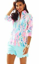 Lilly Pulitzer Out To Sea Skipper Popover Large NWT