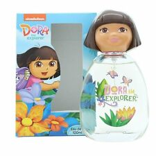 DORA THE EXPLORER BY MARMOL & SON 3.4 OZ EDT SPRAY FOR GIRLS NEW IN BOX SEALED