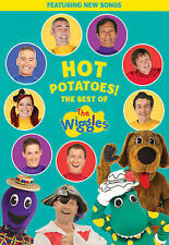 Hot Potatoes-best Of The Wiggles DVD Brand New (Ncircle Entertainment)