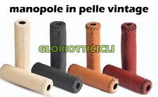 COPPIA MANOPOLE VINTAGE  127 MM BEIGE