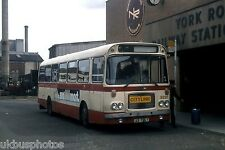 Citybus 2357 Belfast 1982 Irish Bus Photo