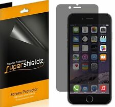 2X Supershieldz Privacy Anti-Spy Screen Protector Shield For Apple iPhone 6 4.7""