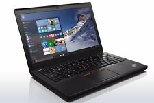 "Lenovo ThinkPad X260 12.5"" LED i5 6300 FAST SSD 8GB RAM Backlight KB 2016 WTY"