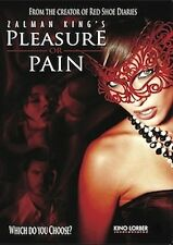 Pleasure or Pain,Malena Morgan,Zalman King,Kino Lorber,Kayla Jane [DVD/Unrated]
