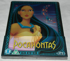 Bluray Pocahontas- Zavvi Exclusive Limited Edition Steelbook  New & Sealed