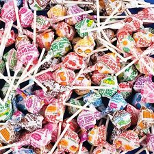 SPANGLER ~ DUM DUMS POPS LOLLIPOPS (Bulk)  LOLLYPOPS CANDY 500ct