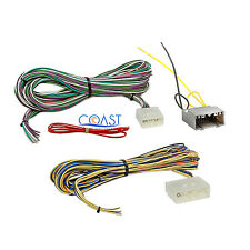 Car Audio Amplifier Bypass Harness for 2004-2009 Chrysler Dodge Jeep 70-6504