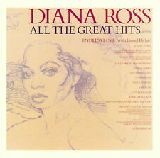 Diana Ross, All the Greatest Hits, Excellent
