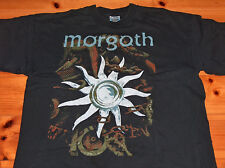 MORGOTH  Tour Shirt  XL Shirt  - TERRORIZER | BENEDICTION | DEATH | OBITUARY