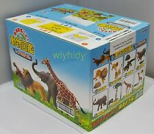 "Petit animal series ""Encyclopedia animal! Whole earth"" .  Box Set - Re-ment ,h#3"