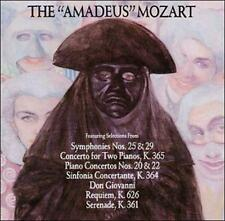 "Music from the Film ""Amadeus"" (CD, Dec-1990, CBS Records) Free Ship #GH77"