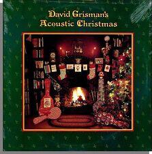 David Grisman - David Grisman's Acoustic Christmas - New 1983 LP Record!