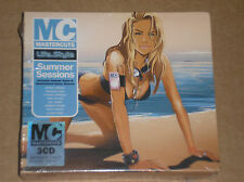 MASTERCUTS LIFE...STYLE: SUMMER SESSIONS - BOX 3 CD SIGILLATO (SEALED)