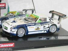 Mercedes Benz SLS AMG GT3  Carrera Ref. 27382 New 1/32