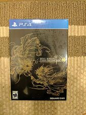 Final Fantasy type-0 hd collector's edition PS4