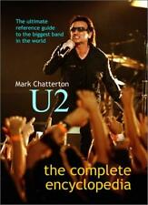 """U2"": The Complete Encyclopedia (Travelpack Periplus) By Mark Chatterton"""