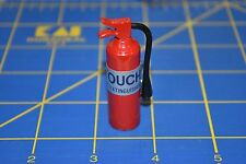 "1:6 scale Red Fire Extinguisher ""One-Touch"" Model for 12"" Action Figures C-223"