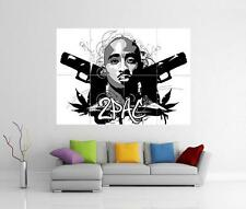 2PAC TUPAC THUG LIFE GIANT WALL ART PHOTO PRINT POSTER