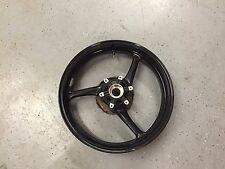Suzuki GSX-R 2008-2009 600, 2008-2009 750, 2009-2015 1000 OEM Front Wheel #112