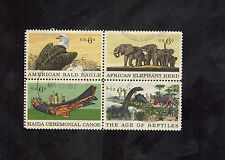 1387-90 Museum Of Natural History Used Block Off Paper (free shipping offer)