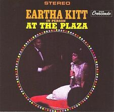 In Person at the Plaza by Eartha Kitt (CD, Aug-2004, BCI Music (Brentwood Commun