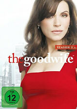 3 DVDs * THE GOOD WIFE - STAFFEL / SEASON 5.1 ~ MB # NEU OVP =