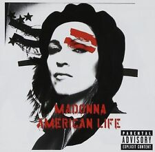 Madonna-American Life/with enhanced part WARNER RECORDS CD 2003