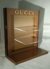GUCCI EYEWEAR LARGE HEAVY DISPLAY STAND MERCHANDISE SUNGLASSES EYEGLASSES RARE