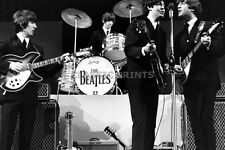 "The Beatles Photo Poster Canvas Print : 36""x24""  #540297"