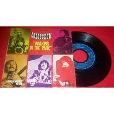 COLOSSEUM - Walking In The Park Rare French PS 7' Psych Prog Fontana 69' BIEM