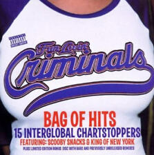 DCD Album Fun Lovin`Criminals Bag Of Hits (Up On The Hill) 2002 Chrysalis