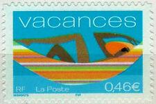 Y&T n° 3494 / 33 timbre vacances  adhésif  2002 NEUF **