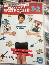 Diary Of A Wimpy Kid 1 & 2 Double Pack - DVD