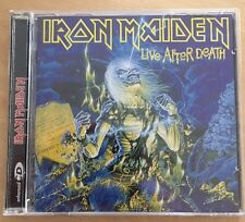 Iron Maiden - Live After Death Double-CD + Bonus (Tour History, Video, Sammlung)