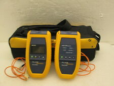 Fluke Simplifiber Fiber Verification Cable Test Kit FTS150 - SHIPS TODAY!