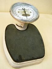 Beautiful old Scales up to 125 kg, Physician Scale antique, Alexanderwerk scale