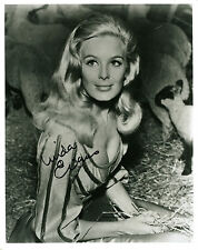 REPRINT - LINDA EVANS 3 Dynasty Big Valley Playboy autograph signed photo