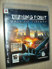 GIOCO PS3 PLAYSTATION 3 TURNING POINT FALL OF LIBERTY