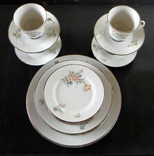 20 PIECE SET ~ COQUET by NORITAKE FINE CONTEMPORARY CHINA  ~ Dinner for 4 or 8