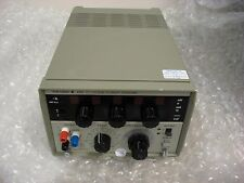 YOKOGAWA TYPE 2553 DC VOLTAGE CURRENT STANDARD W/ Certificate of Calibration
